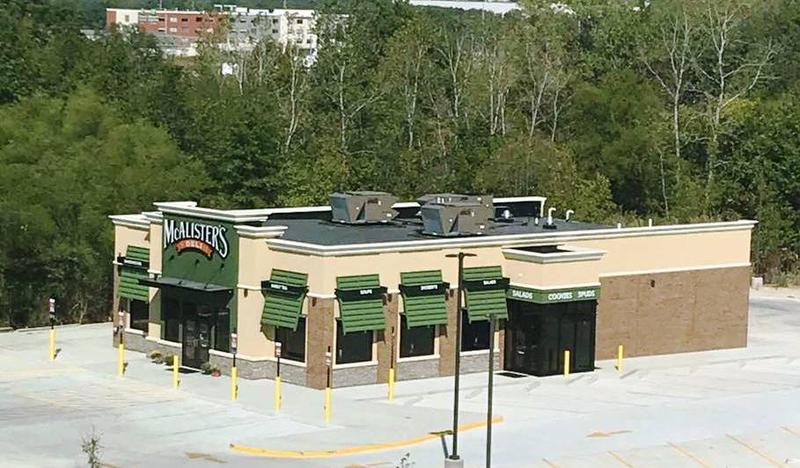 The Karma franchise group opened this McAlister's Deli in Mt. Vernon in September 2017