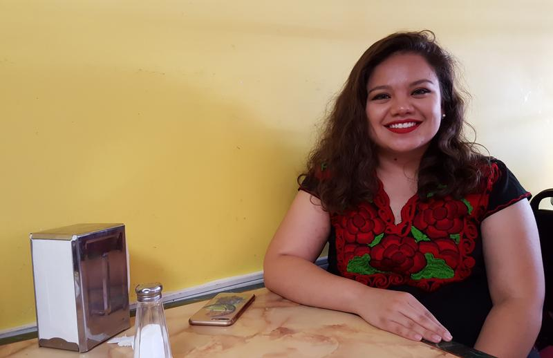 TSPR spoke with Lisset at La Familia Panaderia & Taqueria on the square in Beardstown