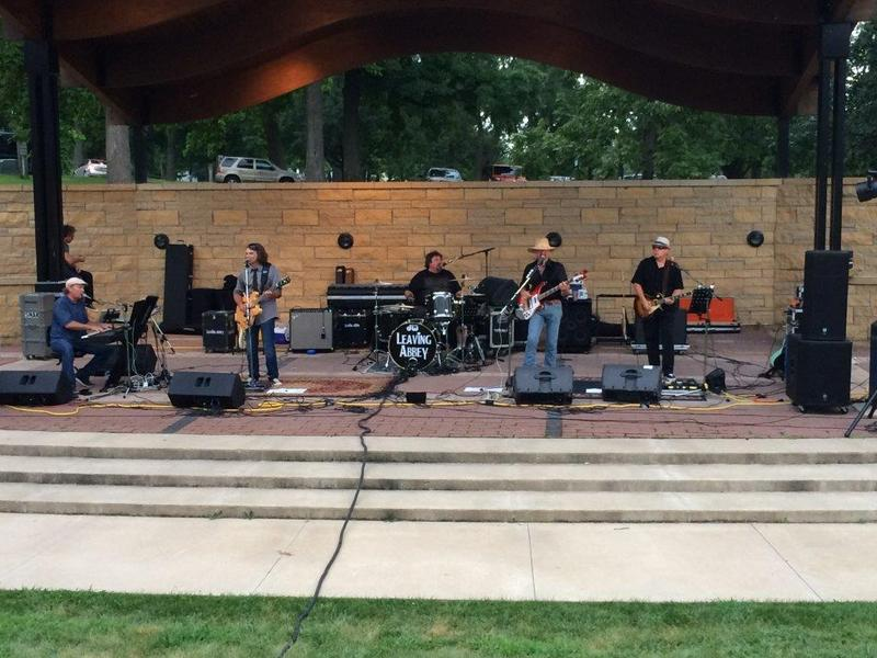 Leaving Abbey will return to Keokuk's Rand Park Pavilion for a concert Saturday night from 7:00-9:00 p.m.