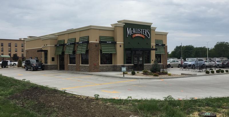 McAlister's Deli in Macomb