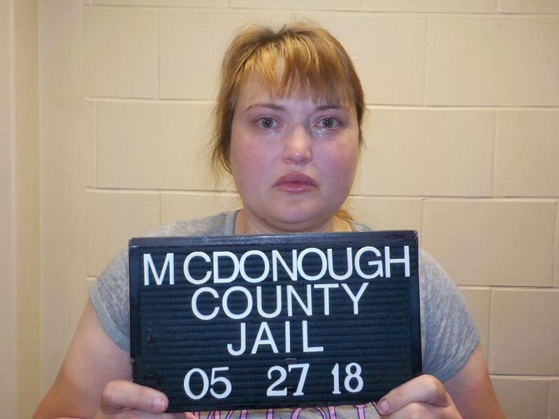 Jessica Spangler was arrested for Aggravated Cruelty to Animals. Macomb Police Chief Curt Barker said it's a felony charge that could include probation or jail time.