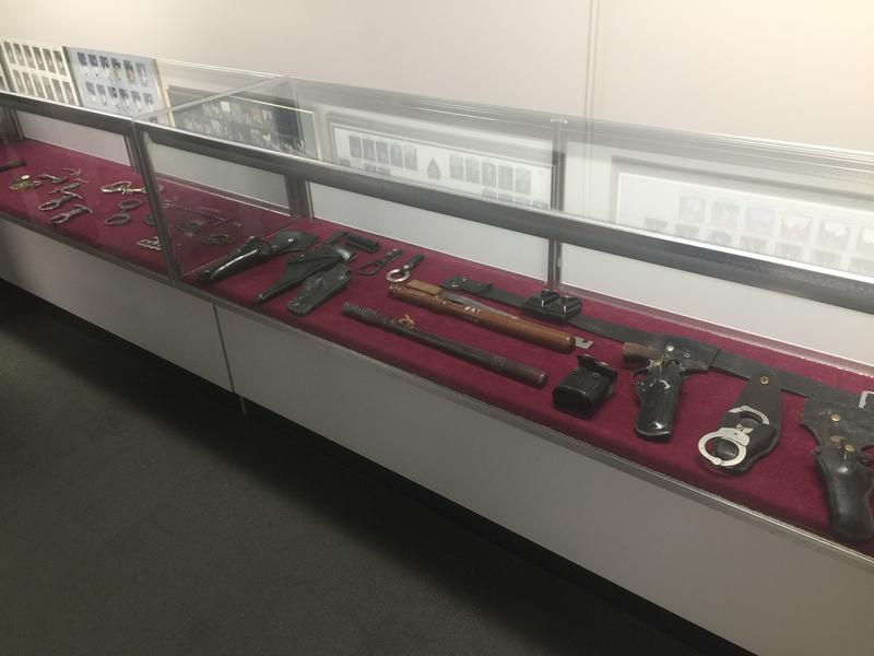 Items From Inside the BPD Museum
