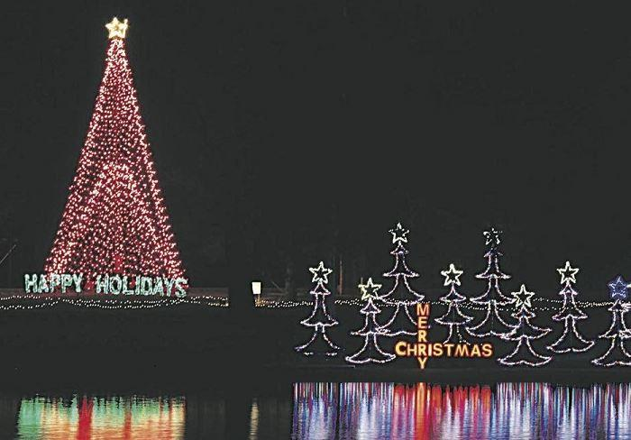 City of Christmas in Keokuk is celebrating its 30th anniversary this year. The display is open Nov. 22-Dec. 26.