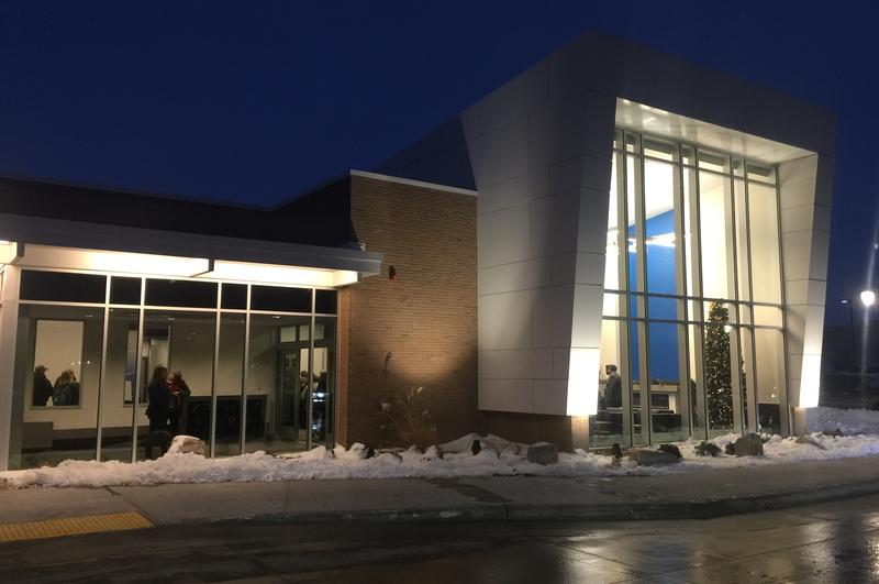 Great River Health Systems invested nearly $7-million in the new clinic in Keokuk.