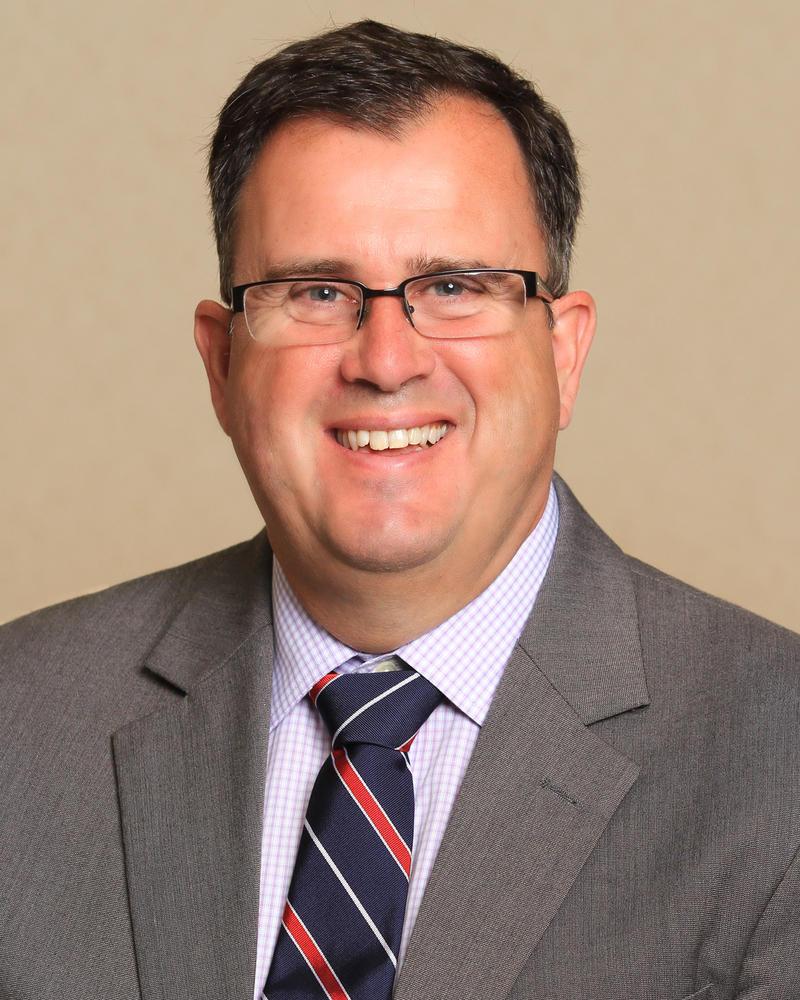 Dr. Seamus Reilly is President of Carl Sandburg College