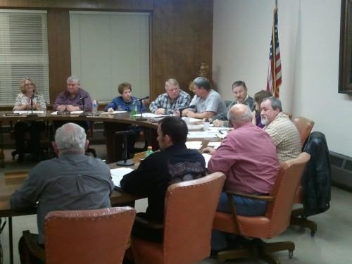 Keokuk City Council