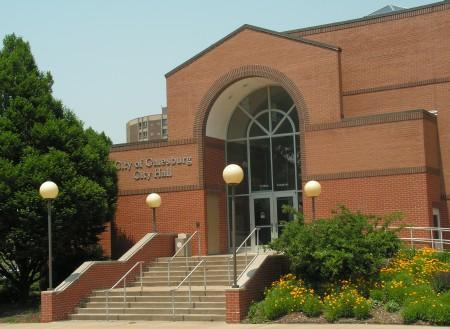 Galesburg City Hall