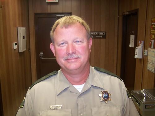 Lee County Sheriff Jim Sholl