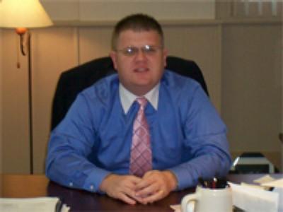 City Administrator Eric Hanson