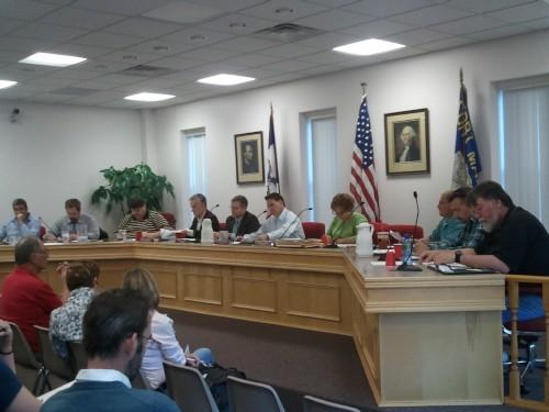 The Fort Madison City Council