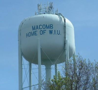 North Water Tower