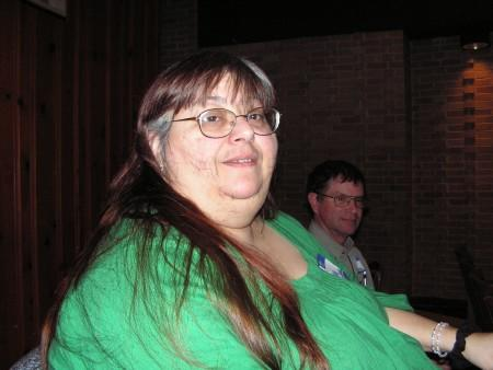 Illinois Green Party member Fina Campbell