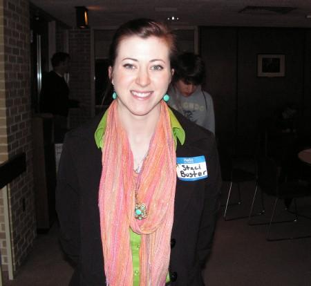 WIU Campus Greens President Staci Buster