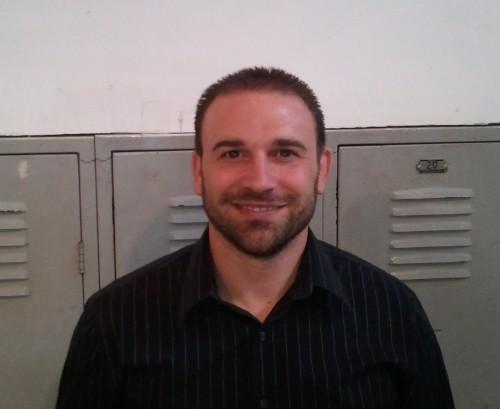Revere C-3 Principal Ryan Horner
