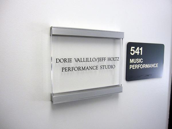 Welcome to the Dorie Vallillo/Jeff Holtz Performance Studio!