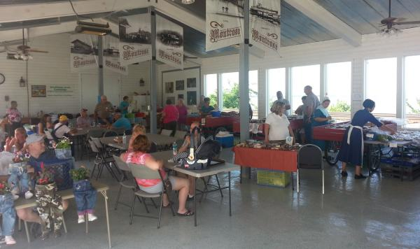 Montrose Riverfront Inc. marked its 10th anniversary during a recent farmer's market.