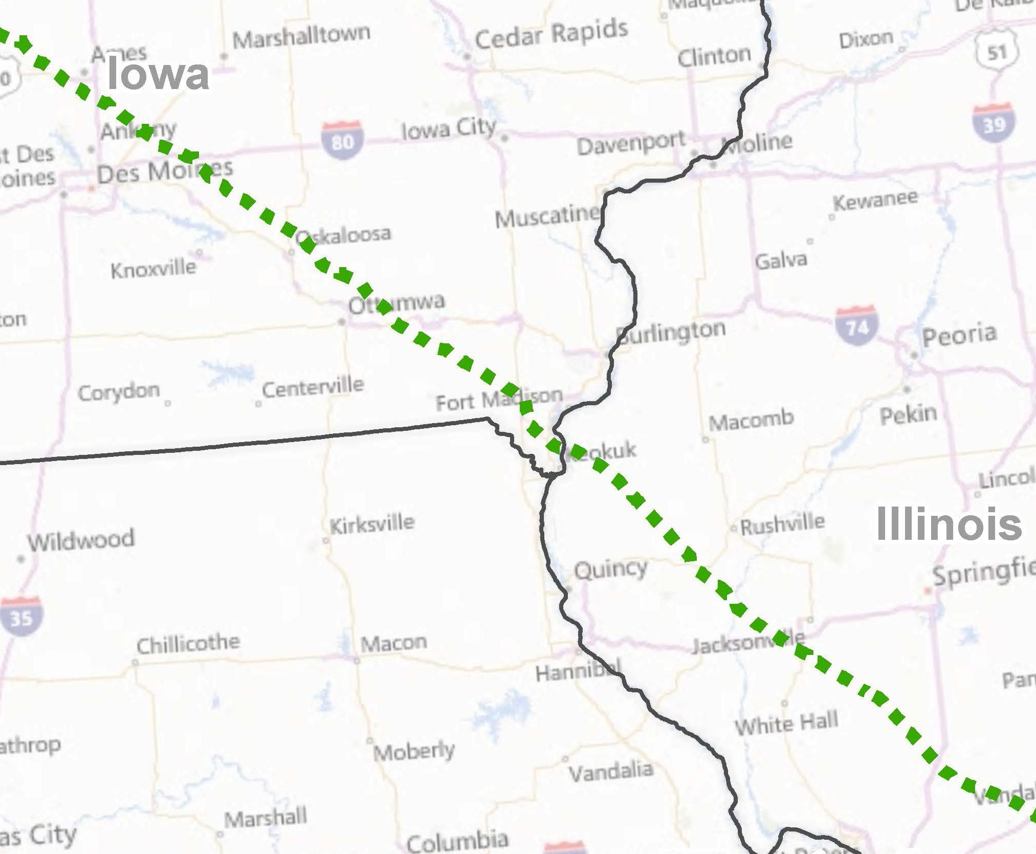 Little Known About Proposed Pipeline Through Illinois And