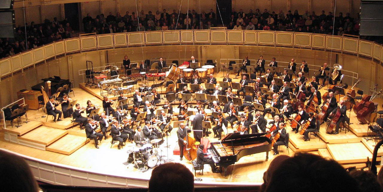 travel with tspr to see the chicago symphony orchestra perform and