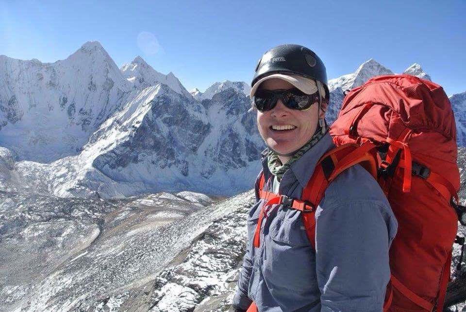 mountain climbing a passion for first iowa woman to summit mount