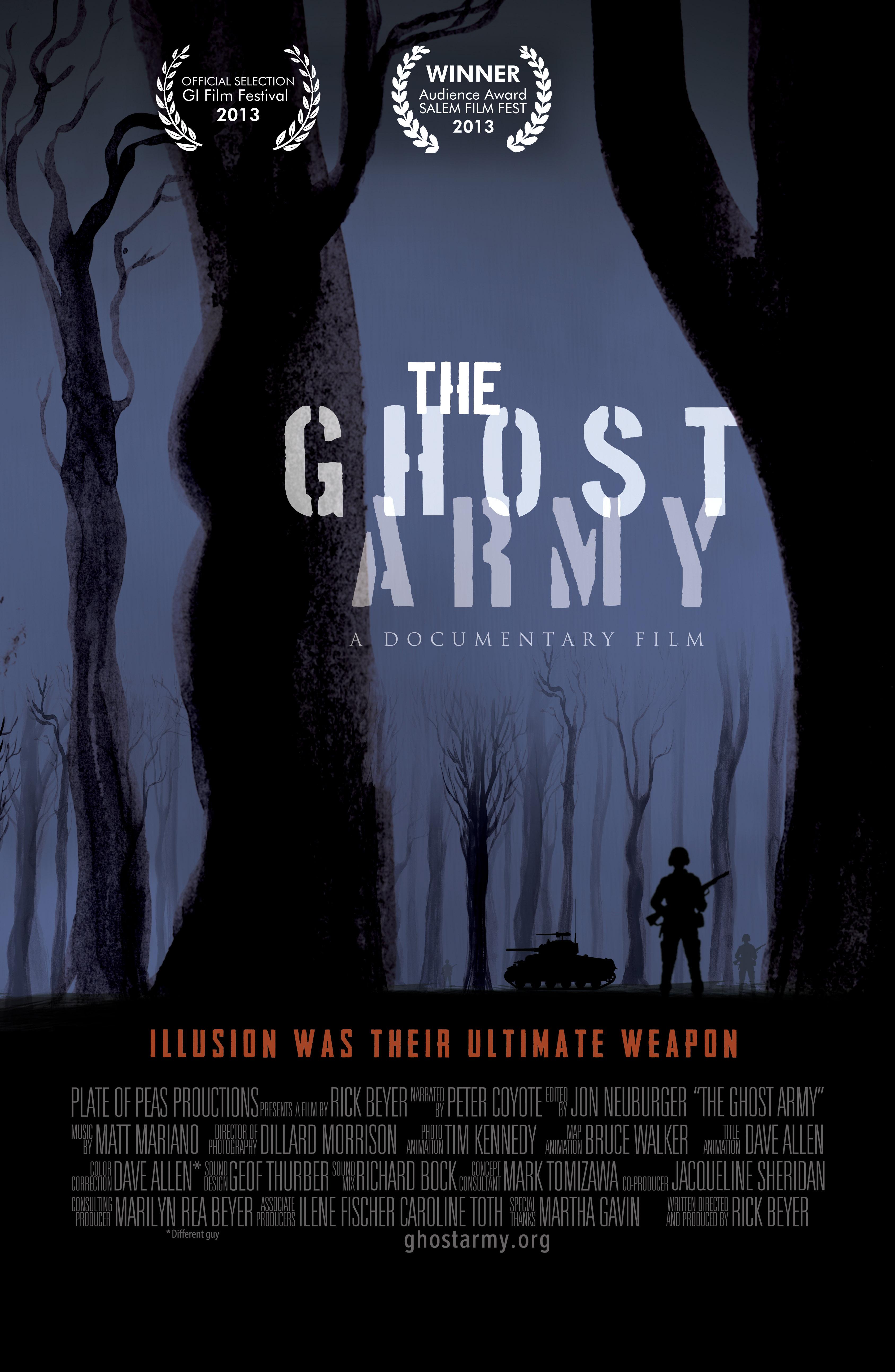 u0026#39;The Ghost Armyu0026#39;: Story Of World War II Deception Airs ...