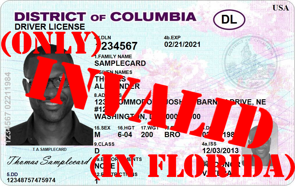 How To Get A Florida Drivers License >> ONLY IN FLORIDA: An Anti-Violence Riot, A Breast Pump Bandit, And A Stumped TSA Agent   WJCT NEWS