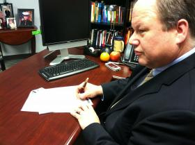 Rod Sullivan: WJCT Legal Analyst and Florida Coastal School of Law Professor.
