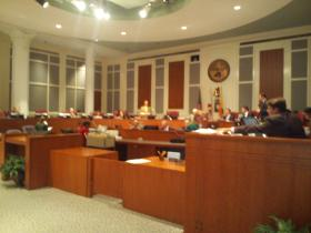 The Jacksonville City Council rejects Mayor Brown's Pension plan and millage rate request
