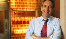 StoryCorps founder Dave Isay