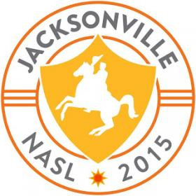 The temporary logo of Jacksonville's new North American Soccer League expansion team.