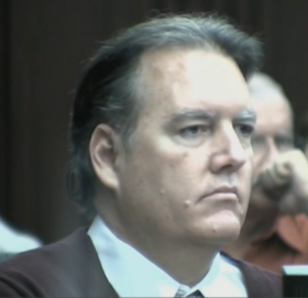 Michael Dunn in court during his trial for the killing of Jordan Davis. Dunn could be called to testify in his own defense as early as today.