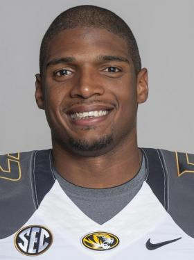 University of Missouri defensive lineman Michael Sam, who will be entering the NFL Draft this May, could become the league's first openly gay player.