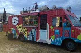 Chew Chew Food Truck, based in Jacksonville.