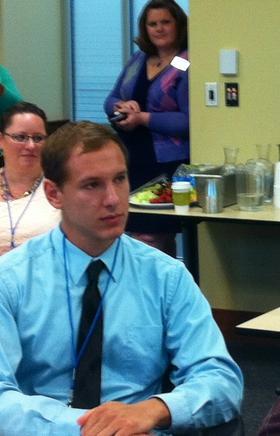 George Teuber, Jacksonville Teacher Resident