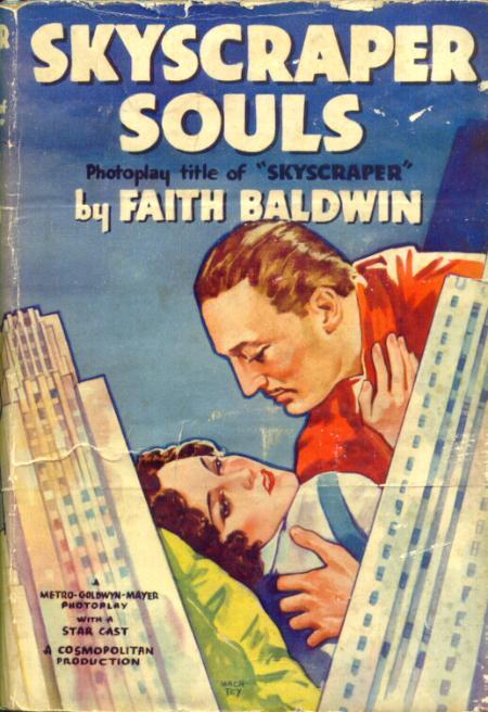 Skyscraper Souls is a Pre-Code 1932 American romantic drama film starring Warren William and Maureen O'Sullivan. The film was directed by Edgar Selwyn