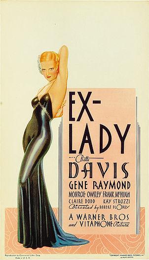 Ex-Lady 1933