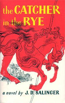 "J.D. Salinger - ""The Catcher in the Rye"""