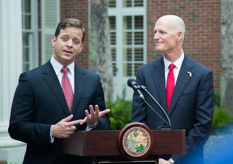 Florida Cabinet Meets At State Fair