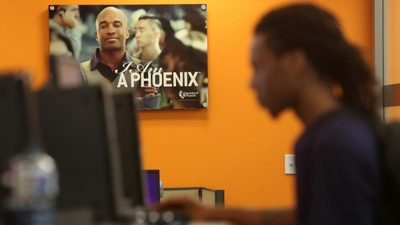 Nationally, the University of Phoenix received nearly $1 billion from the new GI Bill over the last five years.