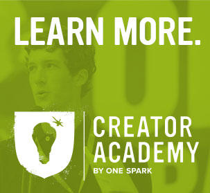 Creator Academy by One Spark