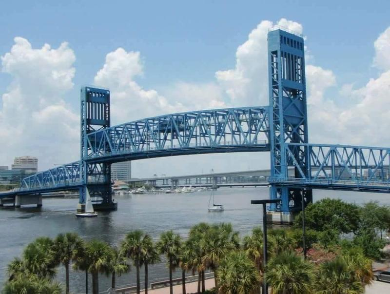 The Florida Department of Transportation rated the John Alsop Bridge (Main Street) as functionally obsolete, meaning it is no longer adequate for its job.
