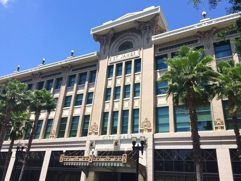 Jacksonville City Hall, St. James Building