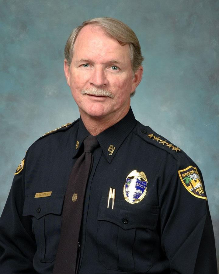 rutherford in sheriff uniform