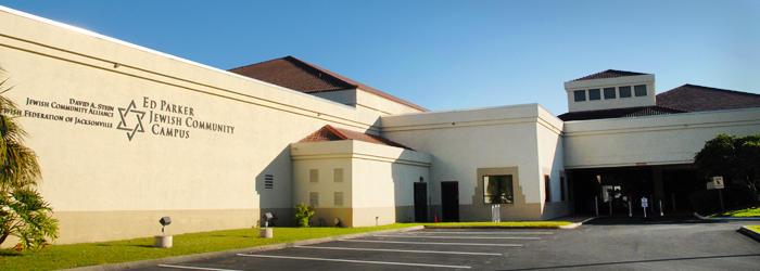 exterior of JCA