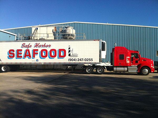 Safe Harbor seafood truck
