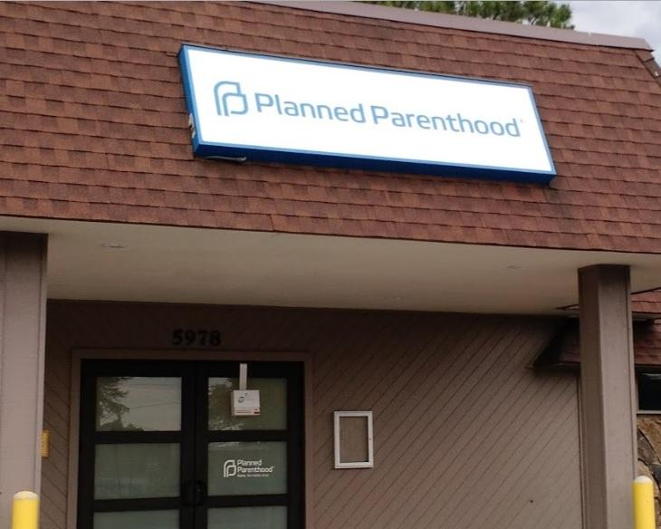 Planned Parenthood clinic in Jacksonville