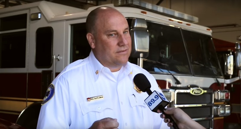 Jacksonville Rescue Division Chief David Castleman told WJCT in April that his team has seen a nearly 300-percent increase in the administration of Narcan since January.