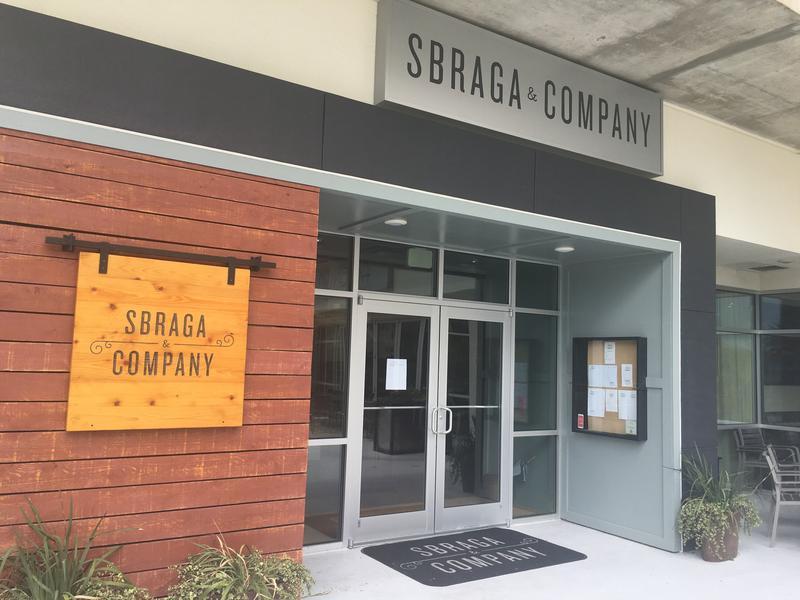 Riverside's Sbraga & Company restaurant closed without warning Monday.