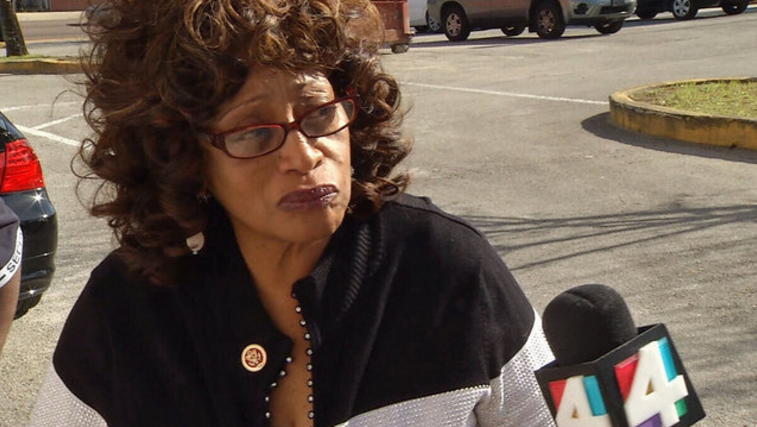 Congresswoman Corrine Brown