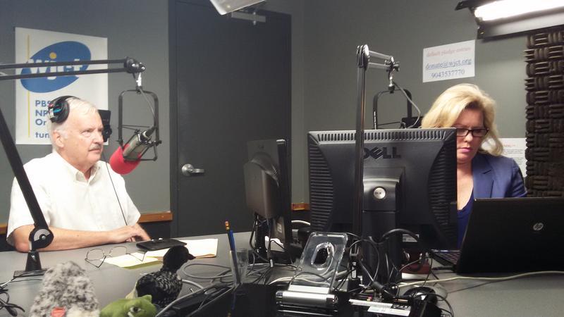 Jacksonville Unversity Political Science Professor Emeritus Stephen Baker speaks with Host Melissa Ross