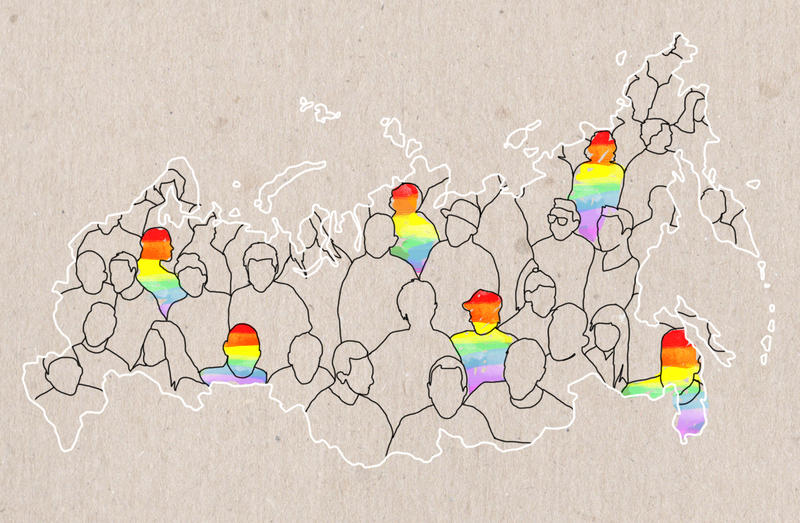 Reveal exposes what it's like to be gay today in Russia, where hateful rhetoric against the LGBT community appears on a daily basis on TV and in speeches by politicians.